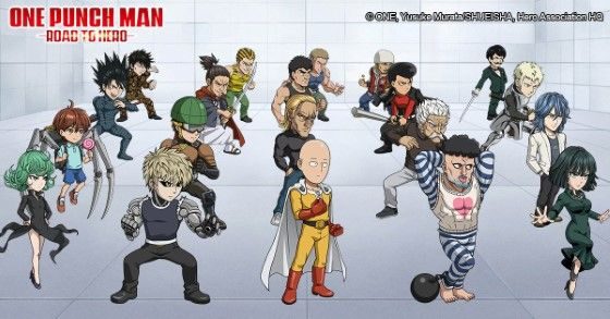 One Punch Man Road To Hero 0802f