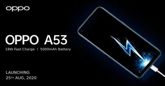 Spesifikasi Dan Harga Oppo A53 D2a48