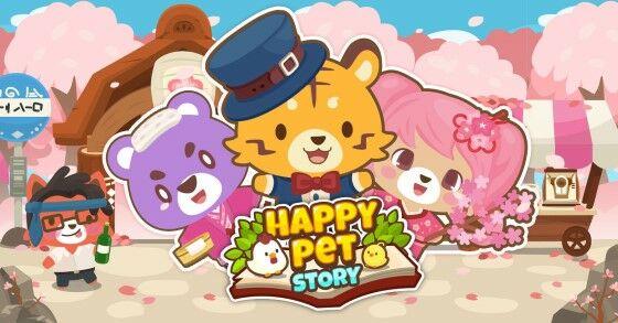 Happy Pet Story Mod Apk Unlimited Diamond D0a89