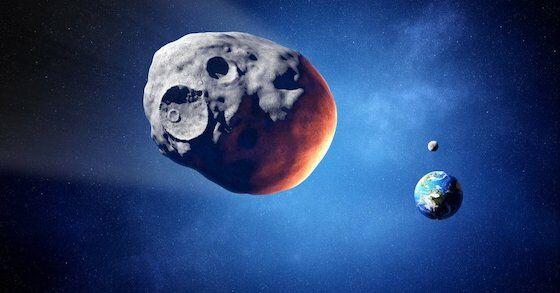 Nasa Menabrakkan Diri Ke Asteroid F2db9