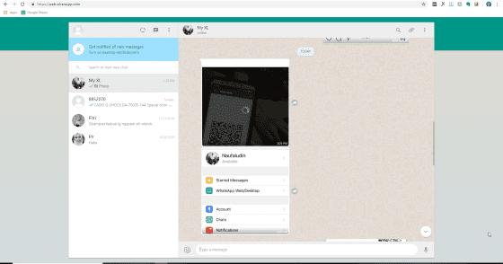 Cara Menggunakan Whatsapp Web 2 4554f