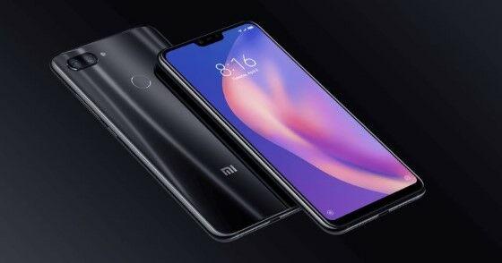 Xiaomi Mi 8 Lite Be2ed