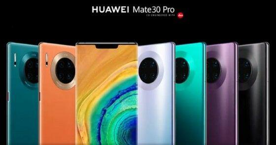 Huawei Mate 30 Pro A146c