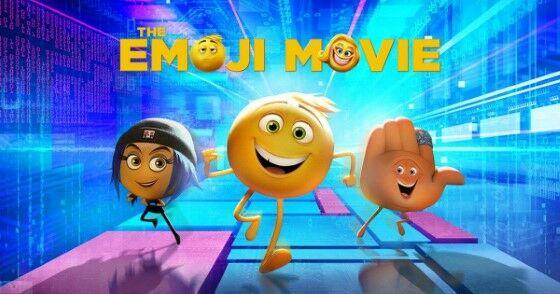 The Emoji Movie Film Terkenal Yang Orang Tidak Peduli Dan Dianggap Ada Custom 16b82