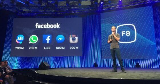 Facebook F8 Developer Conference 6a387