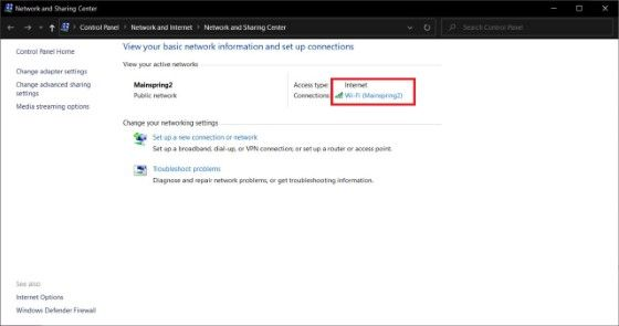 Cara Melihat Password Wifi Di Laptop Windows 10 Fc26e
