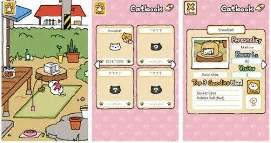 Game Memelihara Kucing Offline 06628