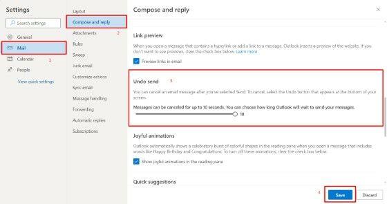 Cara Membatalkan Email Yang Sudah Terkirim Lama Di Outlook D88a3