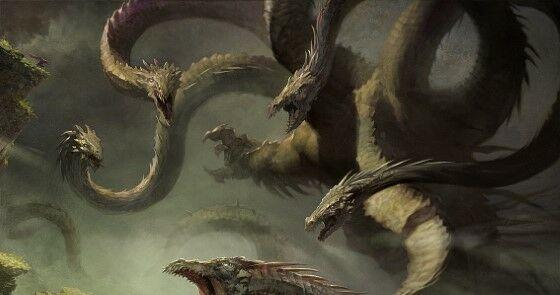 Makhluk Mitologi Terkuat A8a26