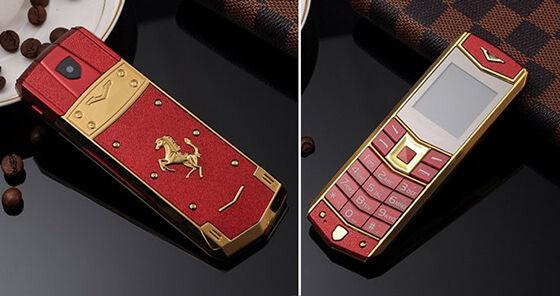 Ferrari Handphone China Aneh