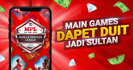 mobile premier league - game penghasil uang rupiah