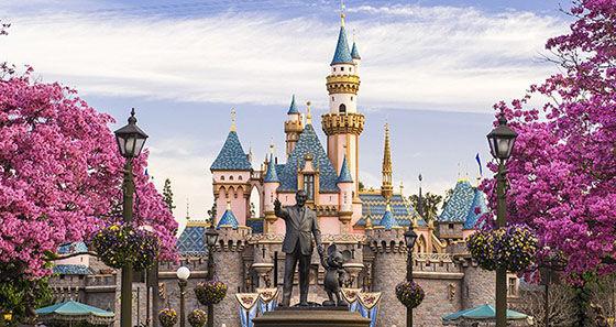 Disneyland Anaheim 2d25c