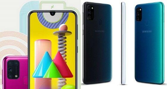 Perbedaan Samsung Galaxy M31 Vs Galaxy M30s 1a3ff