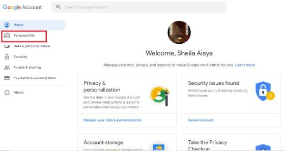 Cara Mengubah Foto Profil Gmail Di Laptop 6034d