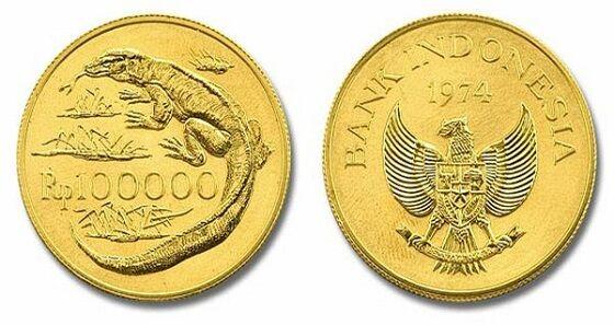 Uang Koin F0f45