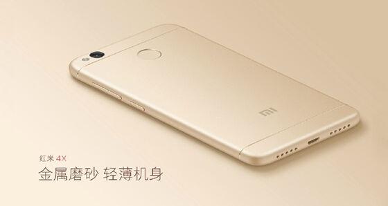 Harga Spesifikasi Xiaomi Redmi 4x 1