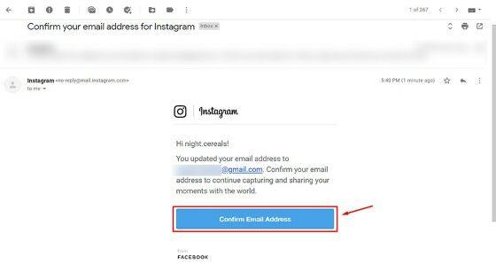 Cara Mengganti Email Ig Custom 0042e