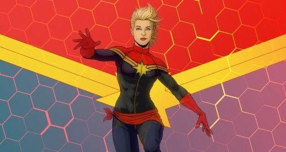 Captain Marvel B39af
