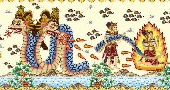Makhluk Makhluk Mitologi Indonesia 556ea