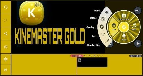 Kinemaster Gold 10ed8
