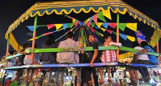 Permainan Pasar Malam Ombak Banyu Custom 9d795