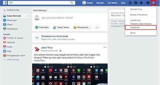 Cara Mengembalikan Foto Facebook Yang Terhapus Custom D06cb