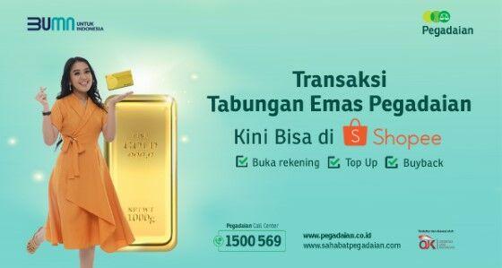 Keuntungan Investasi Emas Di Shopee 37067