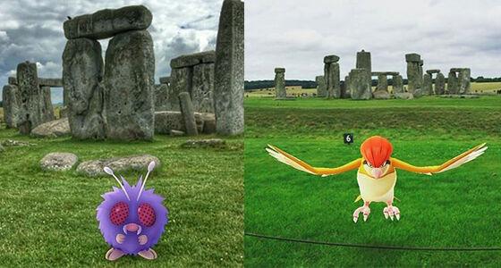Lokasi Menakjubkan Pokemon 7 Fix