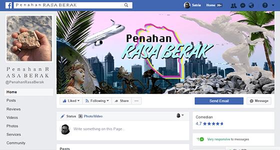 Fanpage Kocak Facebook 01