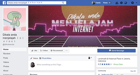 Fanpage Kocak Facebook 03