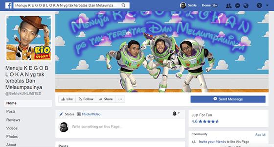 Fanpage Kocak Facebook 04