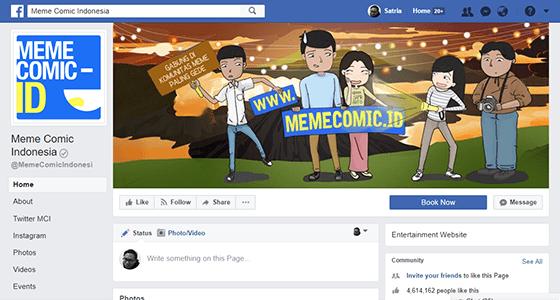 Fanpage Kocak Facebook 07