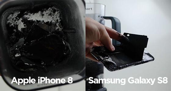 Iphone 8 Vs Samsung Galaxy S8 Blender 01