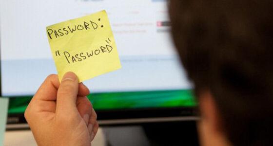 Password Hal Terlarang Internet