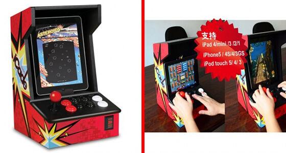 Arcade Game Set Aksesoris Smartphone Unik