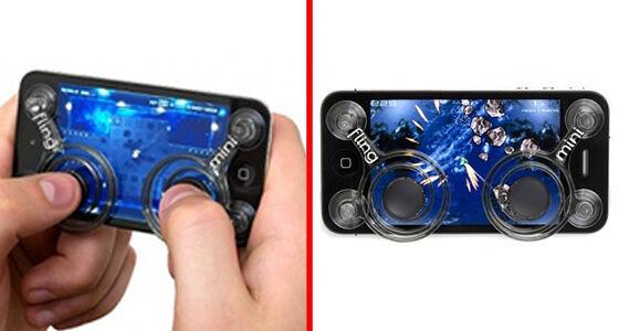 Game Controller Aksesoris Smartphone Unik