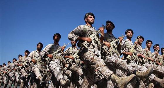 Iran Negara Militer Ditakuti Amerika Serikat