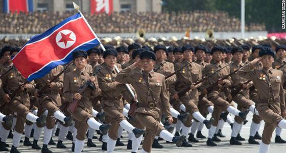 Korea Utara Negara Militer Ditakuti Amerika Serikat