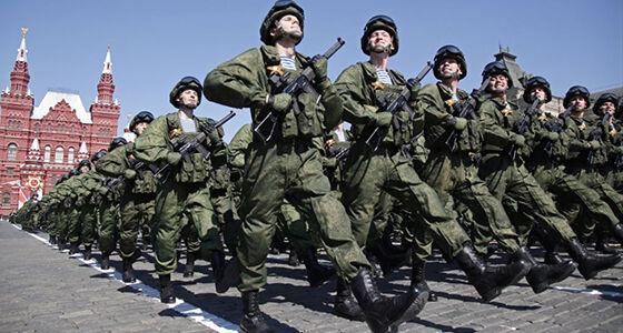 Rusia Negara Militer Ditakuti Amerika Serikat