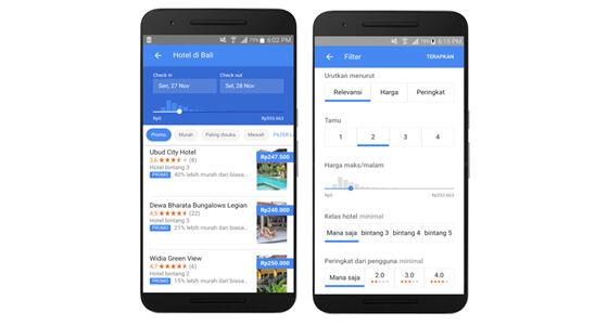 Google App Rencanakan Liburan Makin Mudah 4