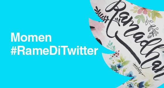 Momen yang #RameDiTwitter 2017 di Indonesia