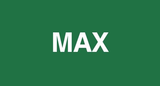 Max Rumus Rumus Excel