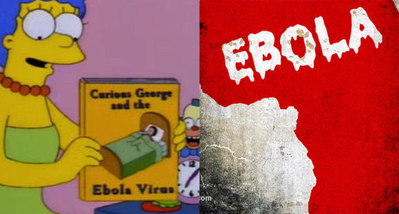 Ebola Prediksi The Simpsons