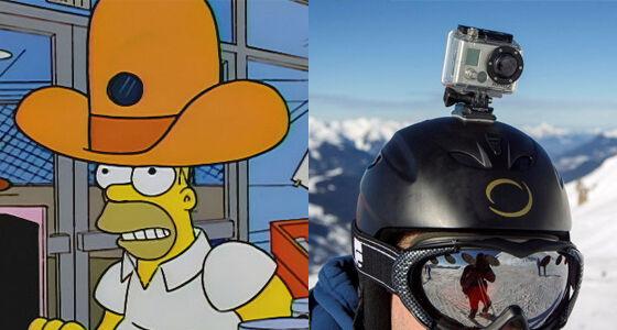 Gopro Prediksi The Simpsons