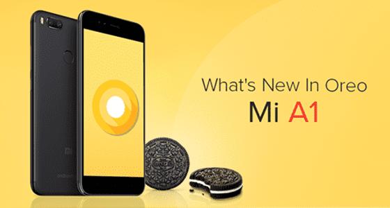 Xiaomi Mi A1 Oreo