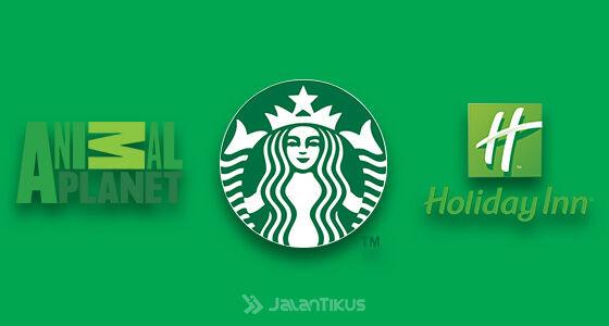 Fakta Warna Logo Populer Hijau