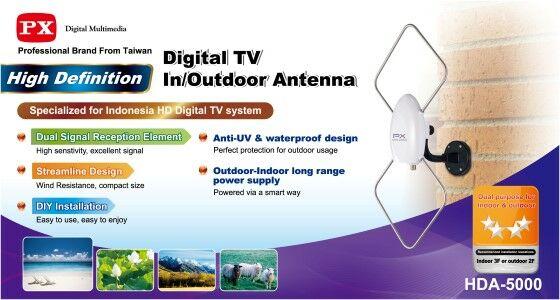 Antena Tv Digital Indoor 13 3063d