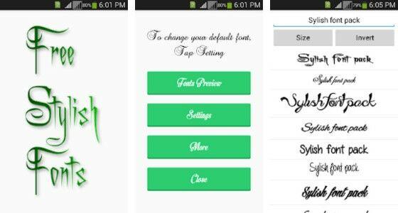 Aplikasi Font Android 3 C3667