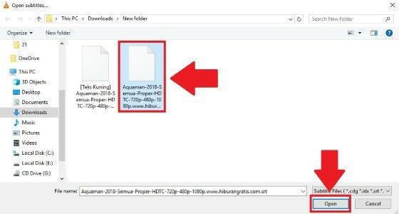 Cara Menampilkan Subtitle Film Pc Hp 2 F0c19