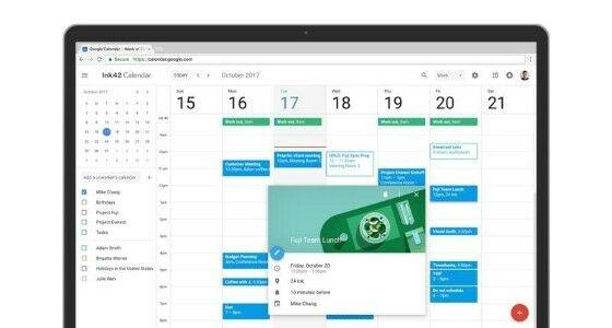 Matikan Fitur Penambahan Undangan Otomatis Google Calendar Custom Bb583